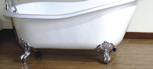 , Clawfoot Bathtub: Some Characteristics