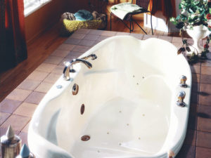 Elysee Oval Bathtub