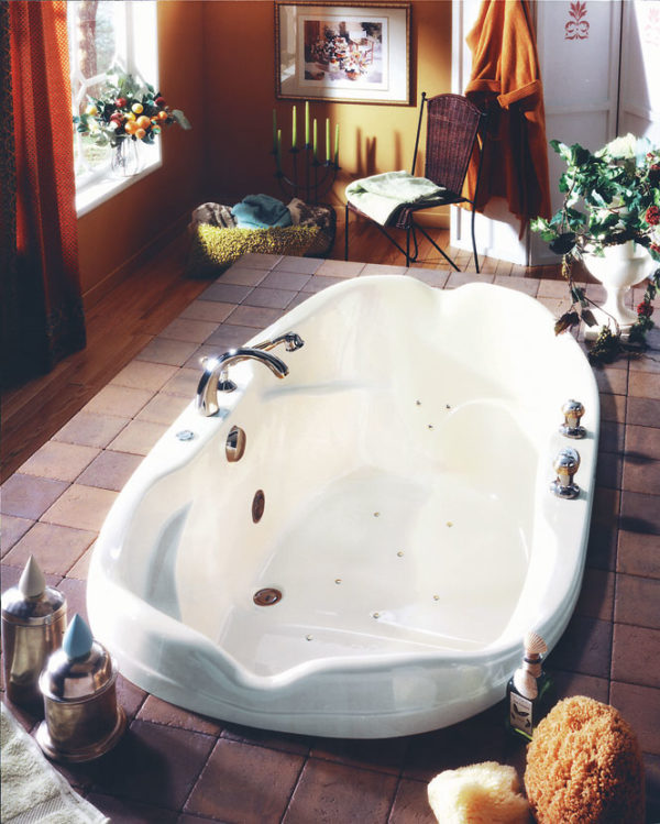 Elysee Oval Bathtub
