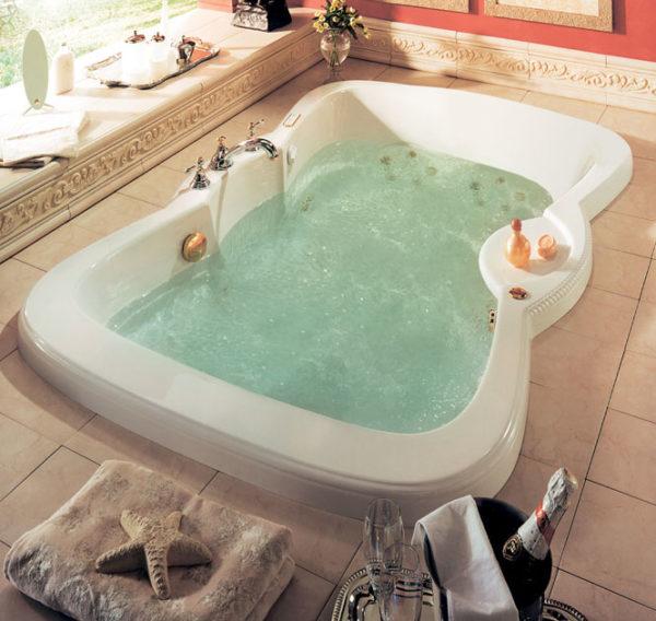 Etna 2 Person Tub