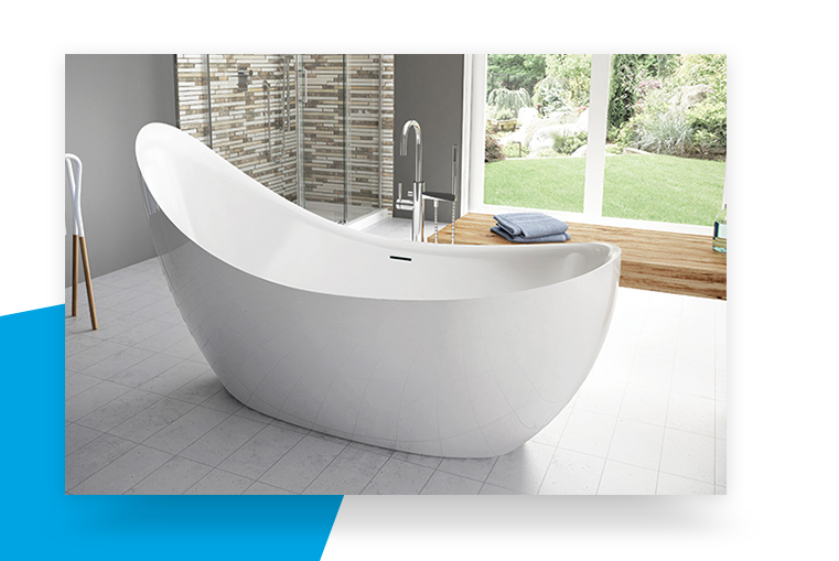 freestanding bathtubs