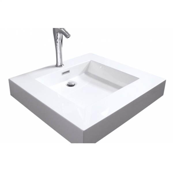 Hydro Systems Block 22 Sink