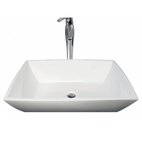 Hydro Systems Crescent Sink