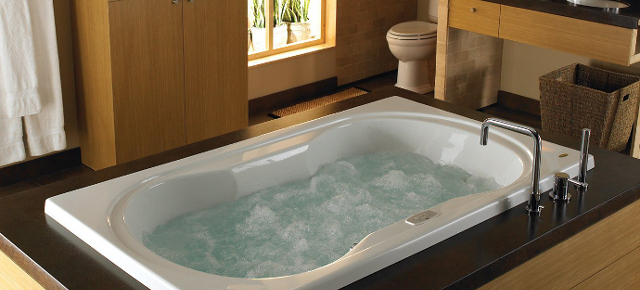 whirlpool tub.  A New Generation of Jetta Whirlpool Tubs