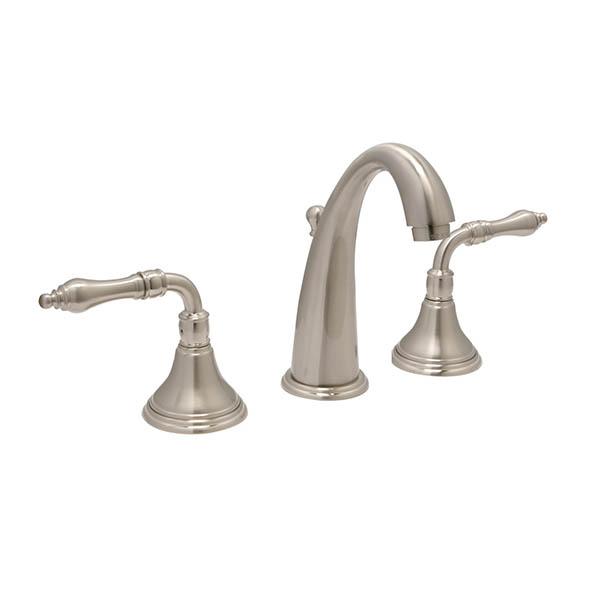 Jewel Widespread Faucet