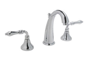 Jewel Widespread Faucet