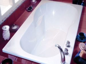 Julia Rectangular Tub