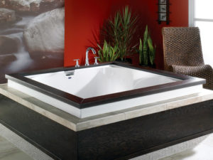 Macao Square Bathtub