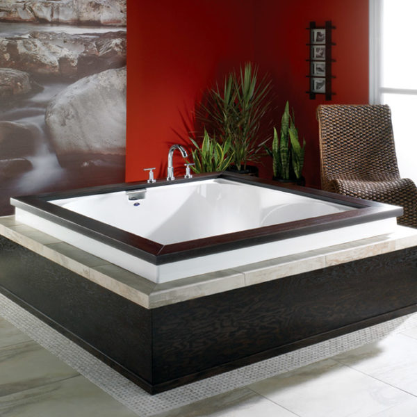 Macao Square Bathtub