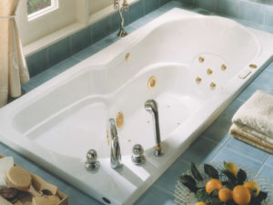 Mara Rectangular Tub