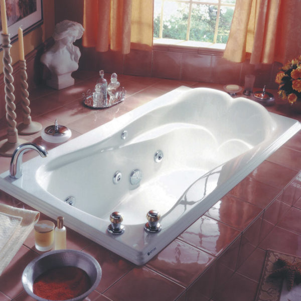 Melia Bathtub