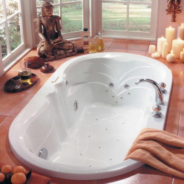 Melissa Oval Bathtub