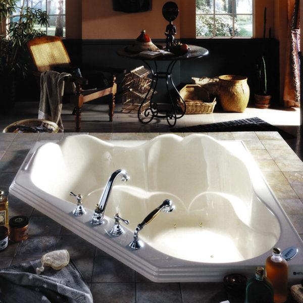 Orphe Corner Bathtub