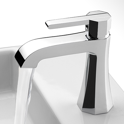 Otto Aquabrass Bathroom Faucet