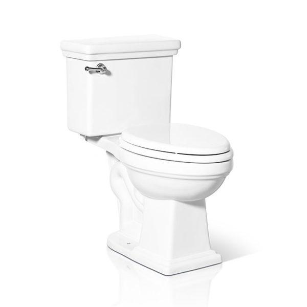 Peninsula Close Coupled Toilet