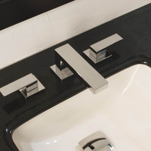 "Razo 8"" Wide Spread Faucet"