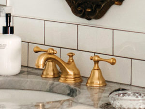Regency Aquabrass Bathroom Faucet