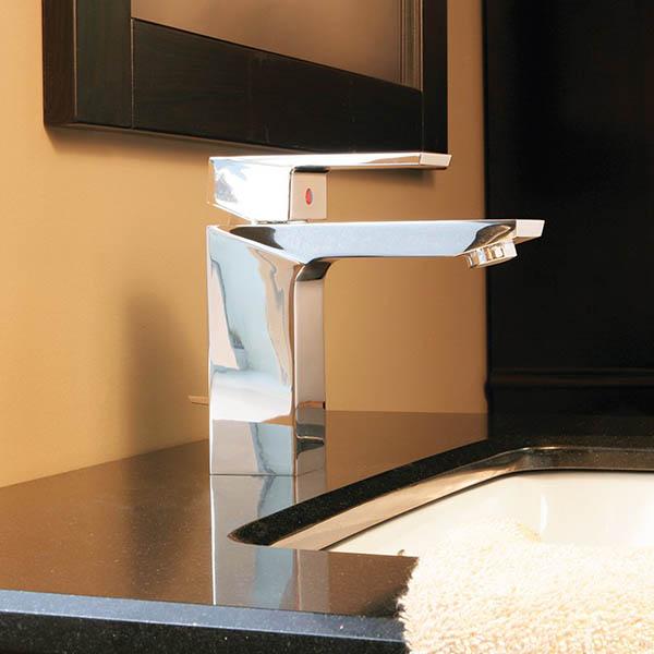 Huntington Frameless Single Control Lavatory