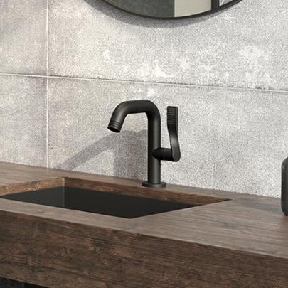 Solo Aquabrass Bathroom Faucet