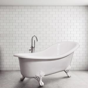 Dado Sophia Slipper Freestanding Bathtub