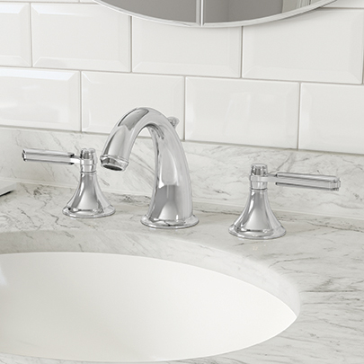 Vittorio Aquabrass Bathroom Faucet