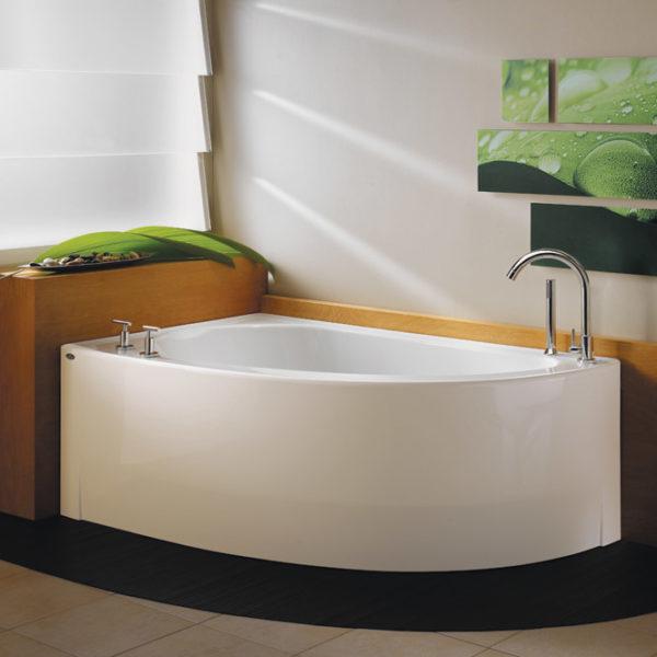 Wind Corner Bathtub