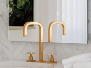 Xsquare Aquabrass Bathroom Faucet