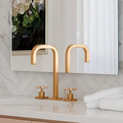Xsquare Aquabrass Bathroom Faucet