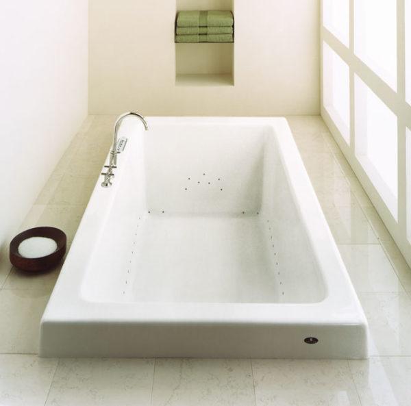 Zen 72′ Rectangular Tub