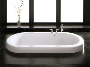 Zen 72′ Oval Tub