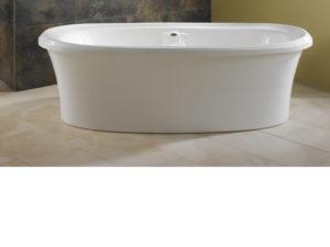 Zircon Freestanding Tub