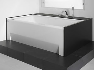 Zora Rectangular Tub