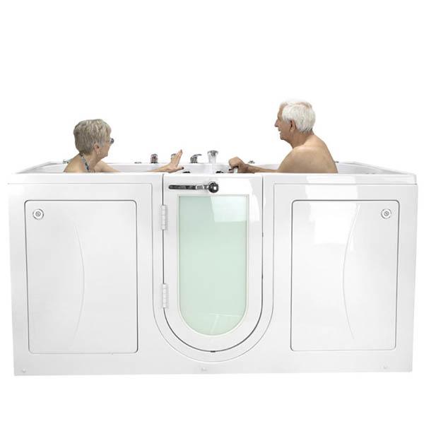 Ella Acrylic Walk In Tubs For Two