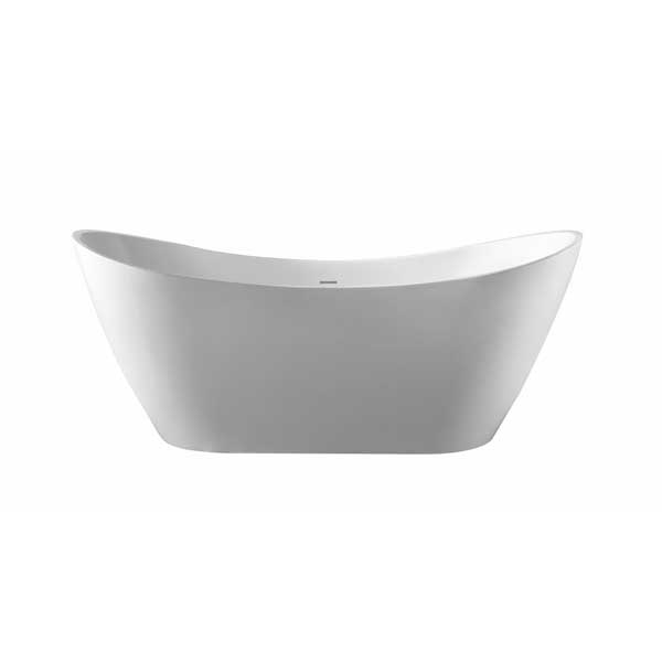 Coastal Freestanding Bathtub