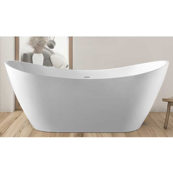 Coastal Freestanding Bathtub