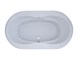 Jetta – Victoria J10 Bathtub 72×42
